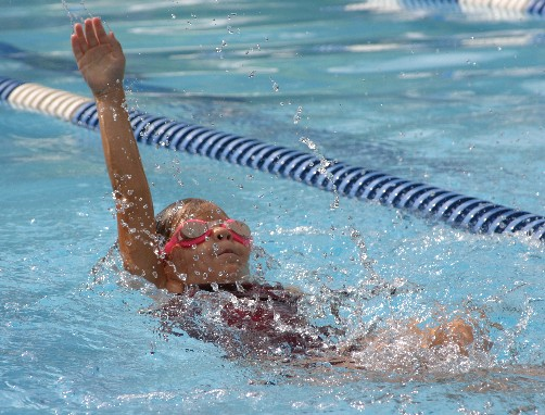 Summer swim camp 2015