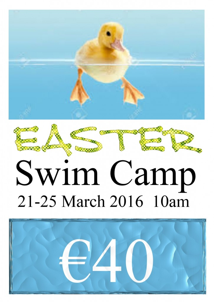 GET ALL YOUR LITTLE DUCKS IN A ROW FOR SWIM CAMP